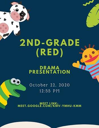 2nd Grade Virtual Creative Showcase