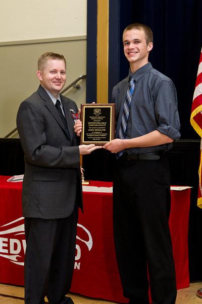 RCS MS Spring Sports Awards - May 24, 2011