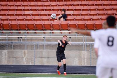 PC Boys Soccer vs Fort Osage Varsity