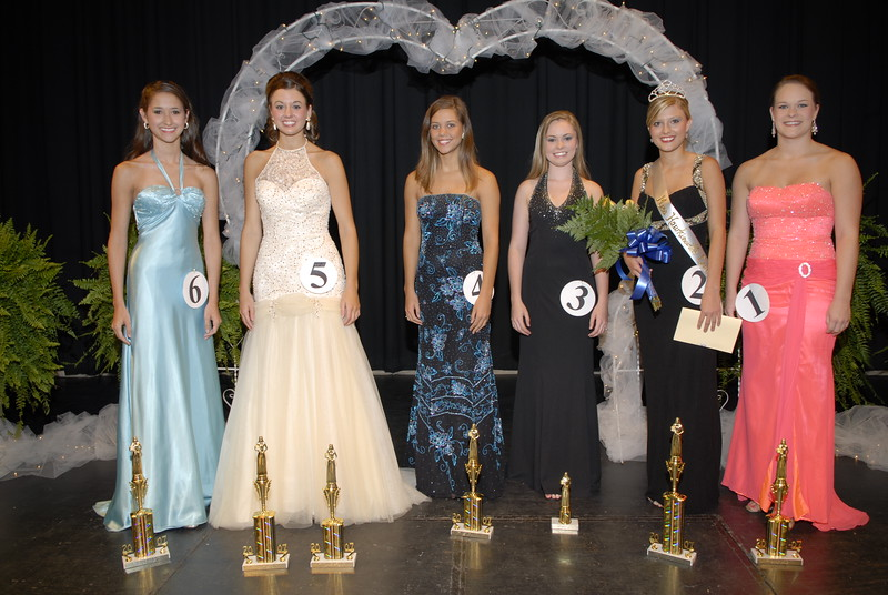 Civitan Beauty Pageant 6/17/2007