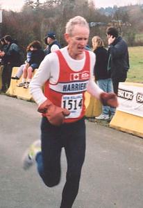 2001 Bazan Bay 8K - Rob Grant and his mitts