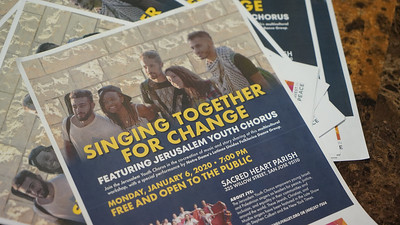 Singing Together For Change