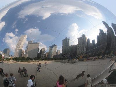 Chicago / Wendella Boat Ride / Millennium Park