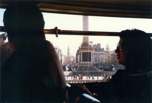 1990 London Trip