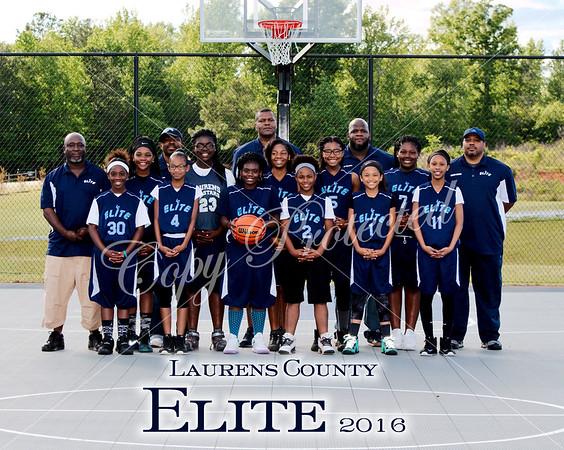 Laurens County Elite 2016 photoshoot