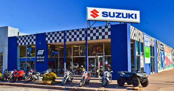 G&S Suzuki, Wichita Falls Texas