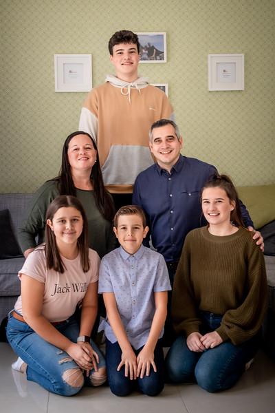 Richard Davies & Family