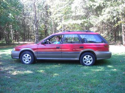 Erica's First Car