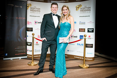 Scottish Wedding Awards 2018