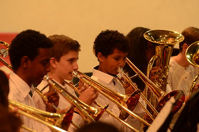 Grade 5 and MS Band Concert