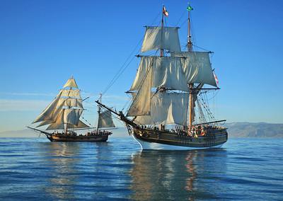Tall Ships • Ventura
