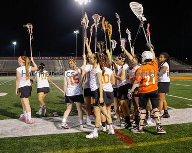 Girls Varsity Lacrosse vs JEB Stuart 3/10/16