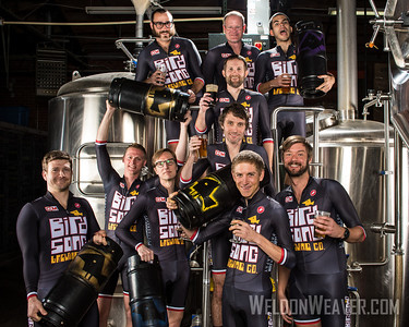 2013-2014 Bird Song Brewery Cyclocross Team