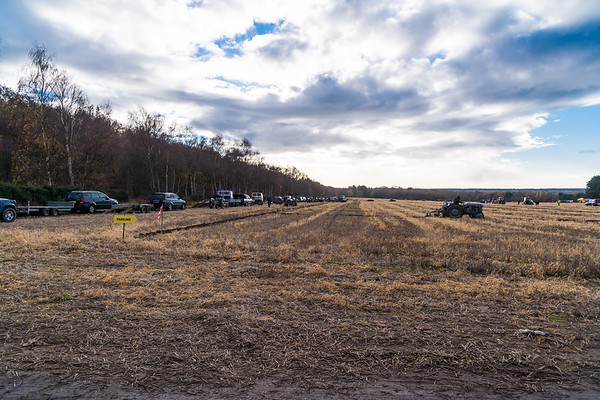 Sherwood Forest Ploughing Match 26.11.2017