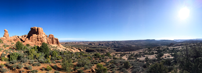 Arches Valley