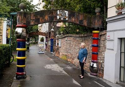 Kunst Haus Wien, Museum Hundertwasser