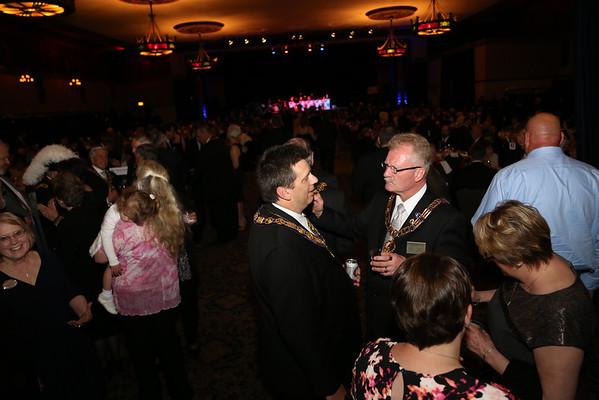 GM's Tuesday Evening Awards Dinner 05-20-2014