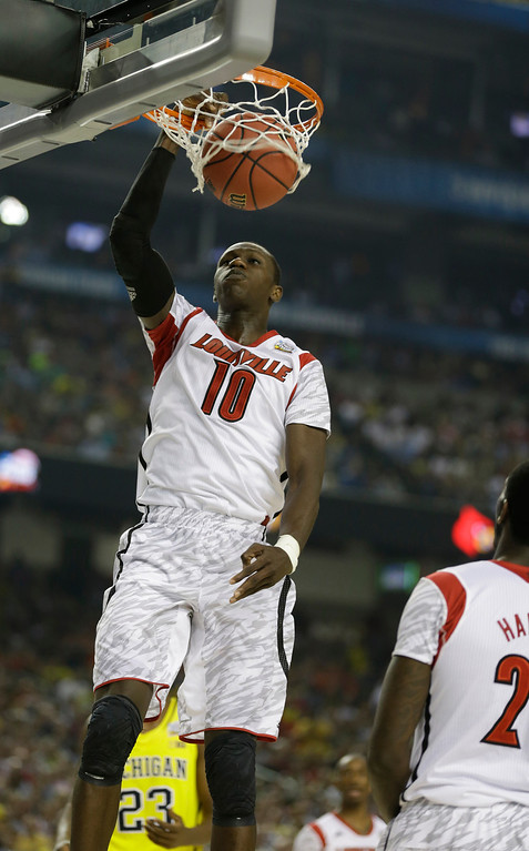 . <b>21. Utah (from Golden State via Brooklyn) - Gorgui Dieng </b>