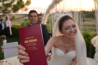 Cansel & Onur's wedding in Ankara