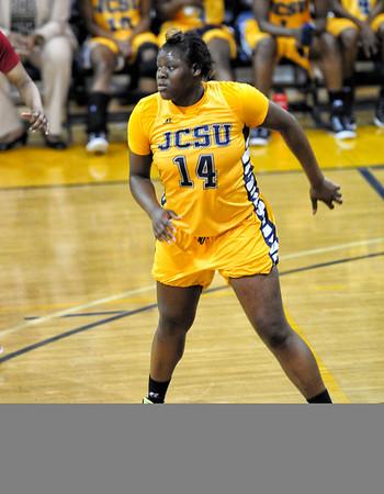 (Ash) J.C. Smith vs Shaw Women's basketball 1-31-15