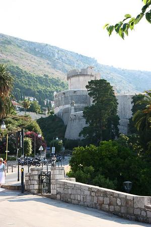 Mediterranean Cruise -- Dubrovnik