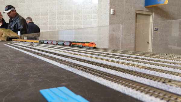 Great Train Expo 2014