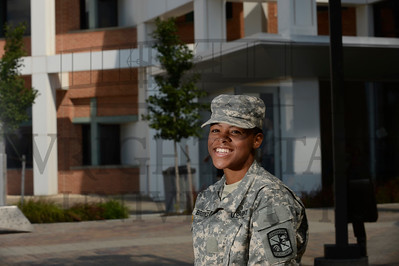 14218 ROTC Cadet Alana Brookshire 8-13-14