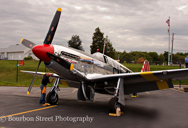 "North American TP-51C Mustang ""Betty Jane"""