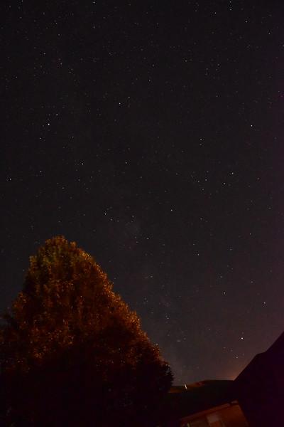 Milky Way in Ozark, MO