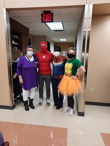 Halloween at UHC - 10.30.2020