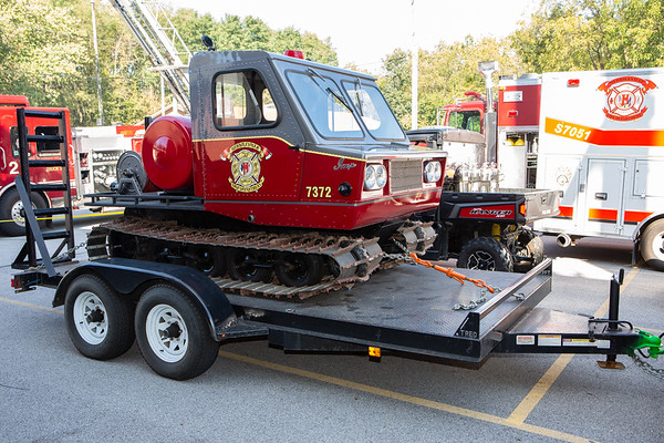 Merrillville Fire Department Open House