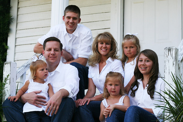 Abbott Family 2010