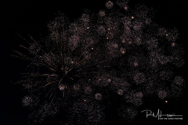 2017-07-01 Hiway 92 Raceway Park Fireworks Show