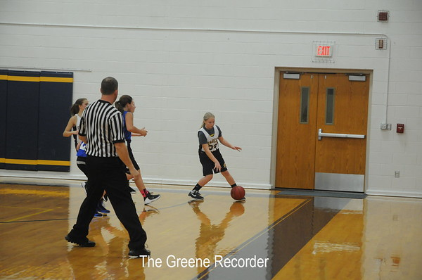 MS Basketball vs Central Springs