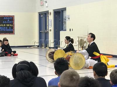 Harmony of Korean Drumming
