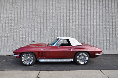 1965 Chevrolet Corvette Convertible - For Sale