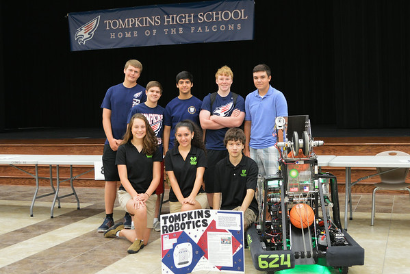 Tompkins Fish Camp Demo 8-20-14