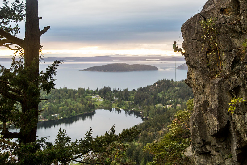 Mount Erie, Anacortes, WA