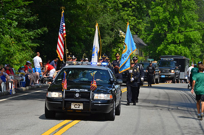 Chelmsford July 4th Parade 2012