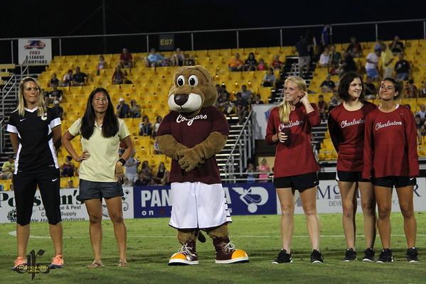 2014 College of Charleston Women's Soccer Team