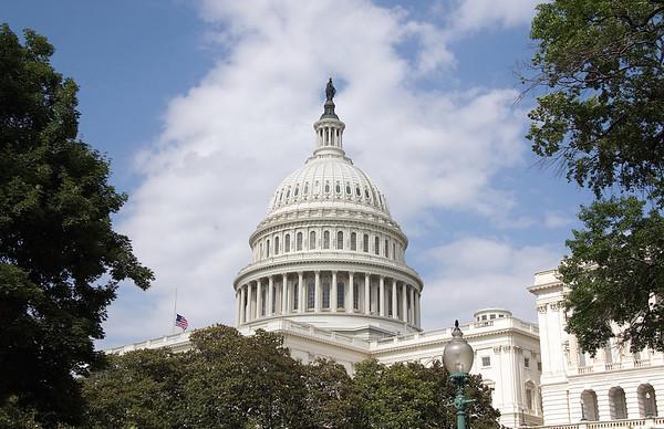 U.S. Capitol, Washington D.C. - June 2007