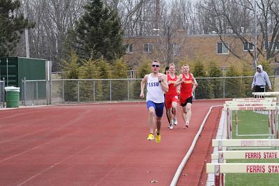 800 Meter Men's
