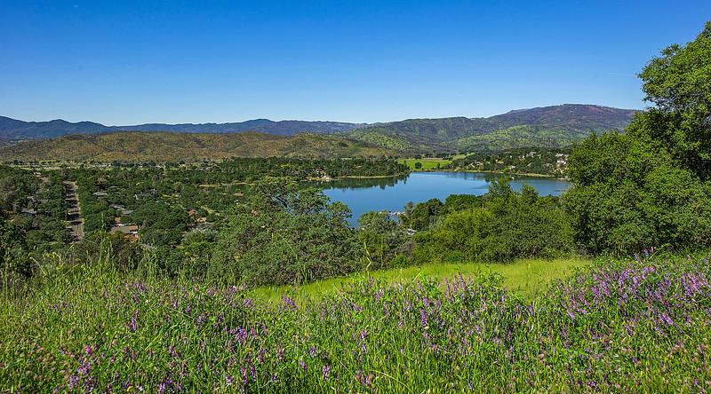 Hidden Valley Lake Spring 2