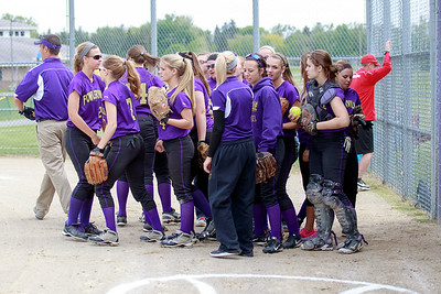2015_05_20 Fowlerville v Perry Softball