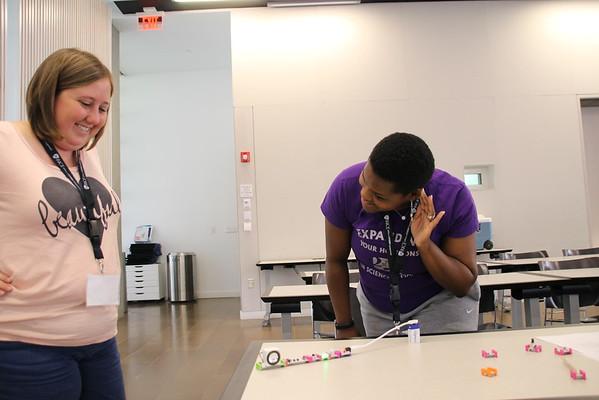 Intro to Coding and Computational Thinking Workshop 2016