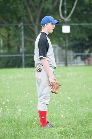 North Toronto Baseball Final 2012