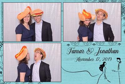 Tamar & Jonathan