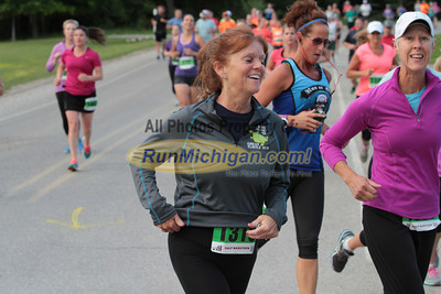 Half Marathon at 1.2 Mile Mark Gallery 3 - 2014 Charlevoix Marathon