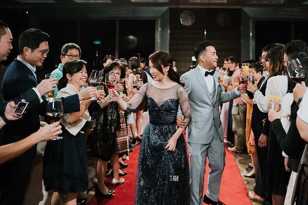 君悅酒店 雁鴻廳 凱悅廳  婚攝 | 婚禮紀錄  K & H