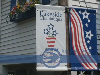 Lakeside and Marblehead. So close, but so different.